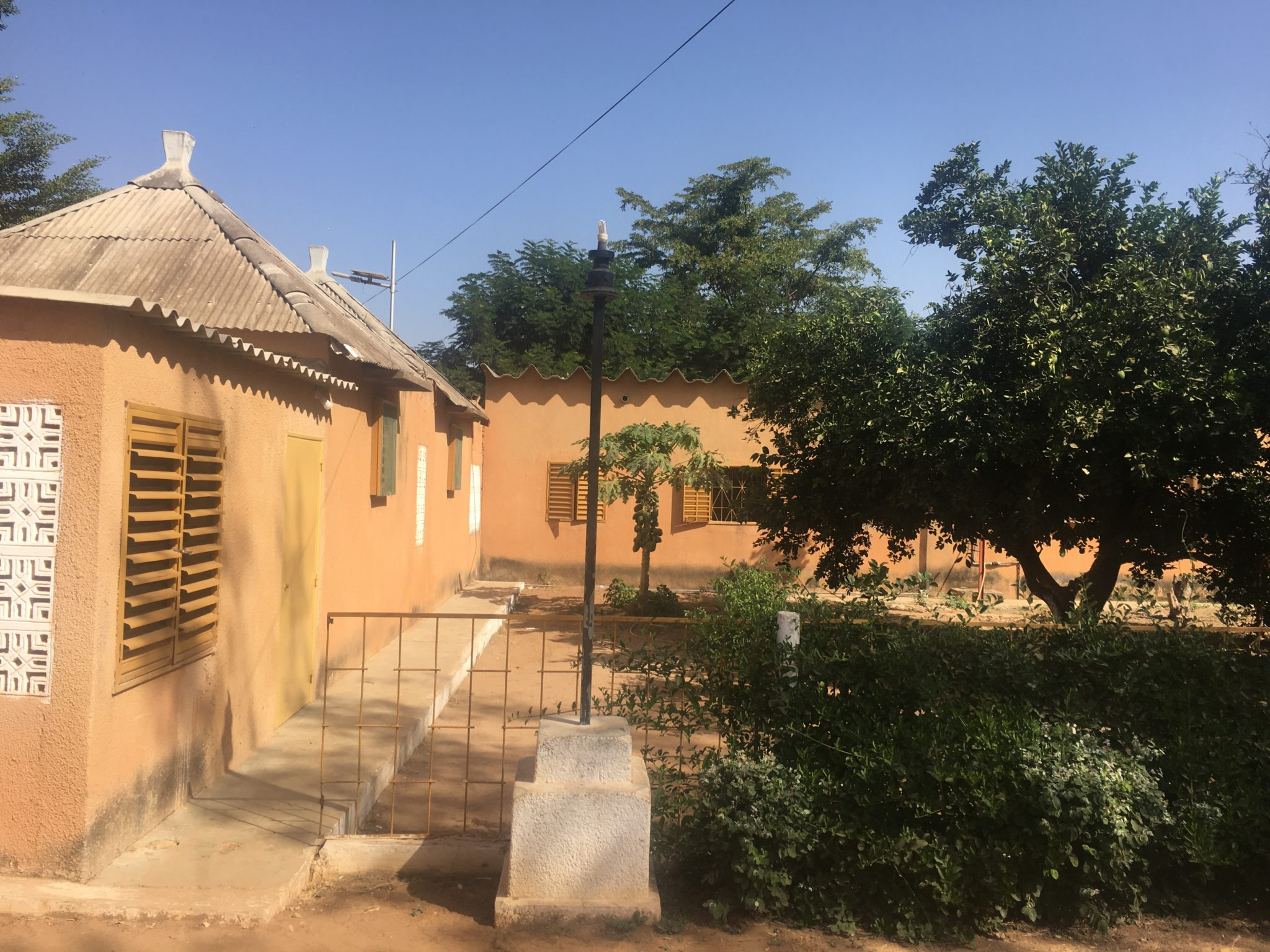 Centre Salut Mental Dalai Xel de Thiès - Senegal