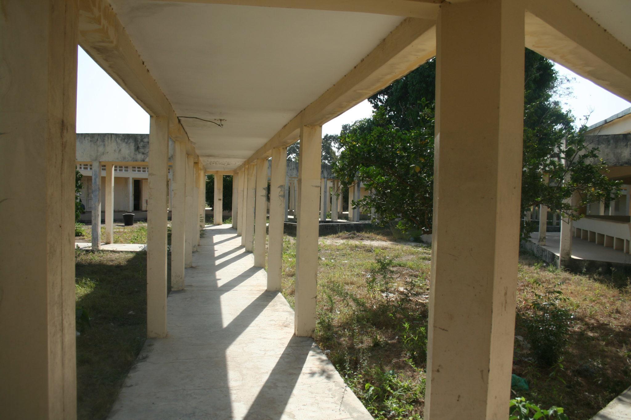 Centre Salut Mental Émile Badiane de Ziguinchor -Dependències